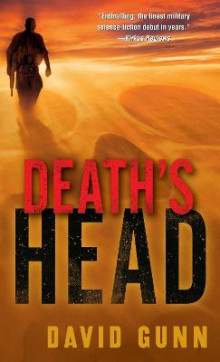 Death's Head av David Gunn (Heftet)
