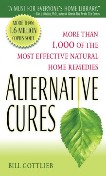 Alternative Cures av Bill Gottlieb (Heftet)