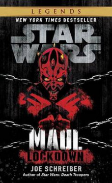Lockdown: Star Wars Legends (Maul) av Joe Schreiber (Heftet)