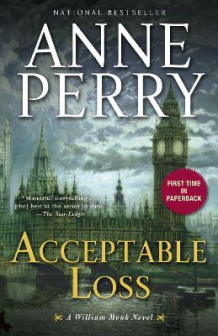 Acceptable Loss av Anne Perry (Heftet)