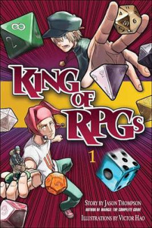 King of RPGs, Volume 1 av Jason Thompson (Heftet)