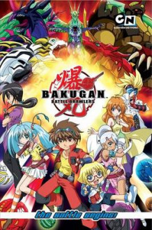 Bakugan Battle Brawlers av Cartoon Network (Heftet)