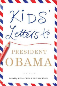 Kids' Letters to President Obama (Innbundet)