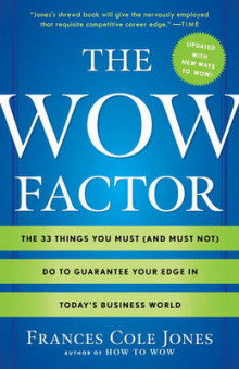 The Wow Factor av Frances Cole Jones (Heftet)
