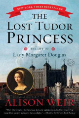Omslag - The Lost Tudor Princess