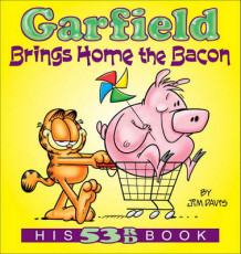 Garfield Brings Home the Bacon av Davis (Heftet)
