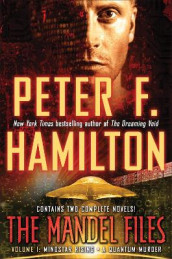 The Mandel Files, Volume 1: Mindstar Rising & A Quantum Murder av Peter F. Hamilton (Heftet)