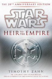 Heir to the Empire: Star Wars Legends av Timothy Zahn (Innbundet)