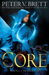 Omslag - The Core: Book Five of the Demon Cycle