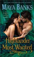 Highlander Most Wanted av Maya Banks (Heftet)
