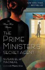 Omslag - The Prime Minister's Secret Agent