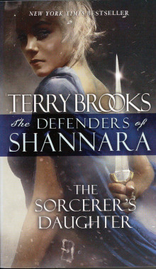 The Sorcerer's Daughter av Terry Brooks (Heftet)