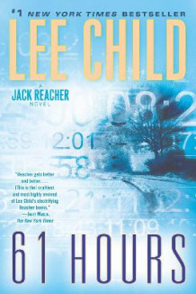 61 Hours av Lee Child (Heftet)