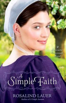A Simple Faith av Rosalind Lauer (Heftet)