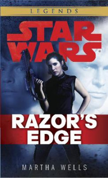 Razor's Edge: Star Wars Legends av Martha Wells (Heftet)
