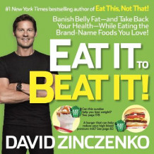 Eat it to Beat it! av David Zinczenko (Heftet)