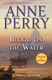 Blood on the Water av Anne Perry (Heftet)