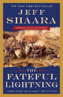 The Fateful Lightning av Jeff Shaara (Heftet)
