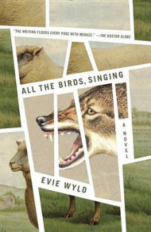 All the Birds, Singing av Evie Wyld (Heftet)
