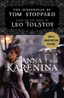 Anna Karenina: The Screenplay av Tom Stoppard (Heftet)