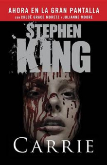 Carrie (Spanish Movie Tie-In Edition) av Stephen King (Heftet)