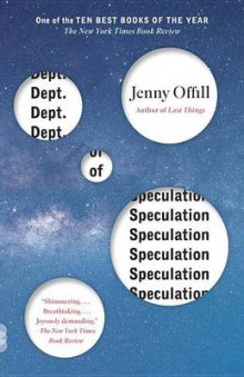 Dept. of Speculation av Jenny Offill (Heftet)