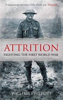Attrition av William Philpott (Heftet)