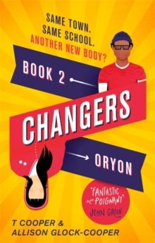 Changers, Book Two av Allison Glock-Cooper og T. Cooper (Heftet)
