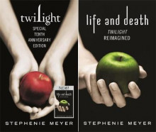 Twilight av Stephenie Meyer (Innbundet)