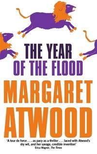 The year of the flood av Margaret Atwood (Heftet)