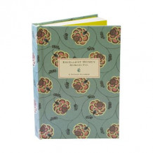 Excellent Women Unlined Notebook av Barbara Pym og Virago (Notatblokk)