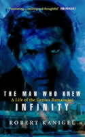 Omslag - The Man Who Knew Infinity