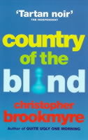 Country of the blind av Christopher Brookmyre (Heftet)