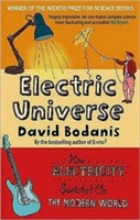 Electric Universe av David Bodanis (Heftet)