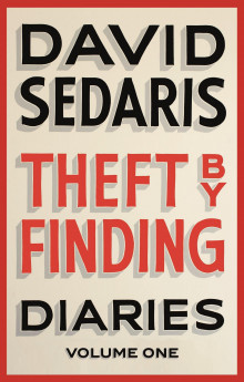 Theft by Finding av David Sedaris (Heftet)