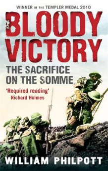 Bloody Victory av William Philpott (Heftet)