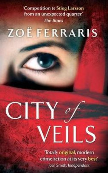 City of veils av Zoë Ferraris (Heftet)