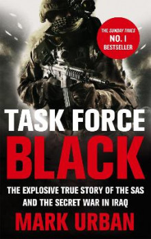 Task Force Black av Mark Urban (Heftet)