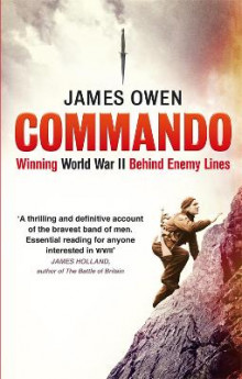 Commando av James Owen (Heftet)