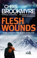 Flesh Wounds av Chris Brookmyre (Heftet)