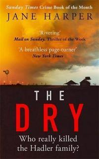 The dry av Jane Harper (Heftet)