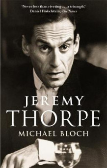 Jeremy Thorpe av Michael Bloch (Heftet)