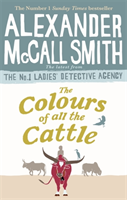 Omslag - The Colours of all the Cattle