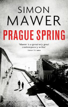 Prague Spring av Simon Mawer (Heftet)