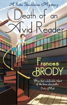 Death of an Avid Reader av Frances Brody (Heftet)