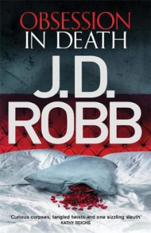 Obsession in Death av J. D. Robb (Innbundet)