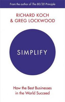 Simplify av Richard Koch og Greg Lockwood (Heftet)