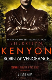 Born of Vengeance av Sherrilyn Kenyon (Heftet)