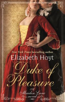 Duke of Pleasure av Elizabeth Hoyt (Heftet)