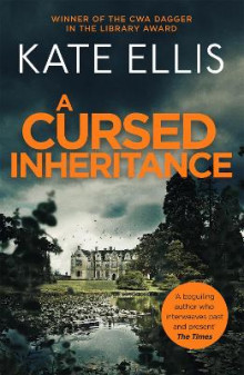 A Cursed Inheritance av Kate Ellis (Heftet)